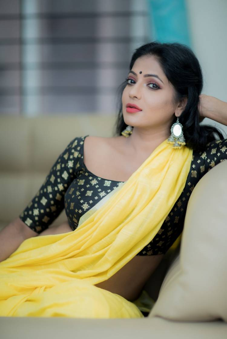 Big Boss 3 fame Actress Reshma Pasupuleti recent photos