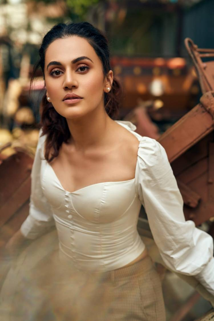 Taapsee Pannu is the highest-grossing actress at the box office in last one year!