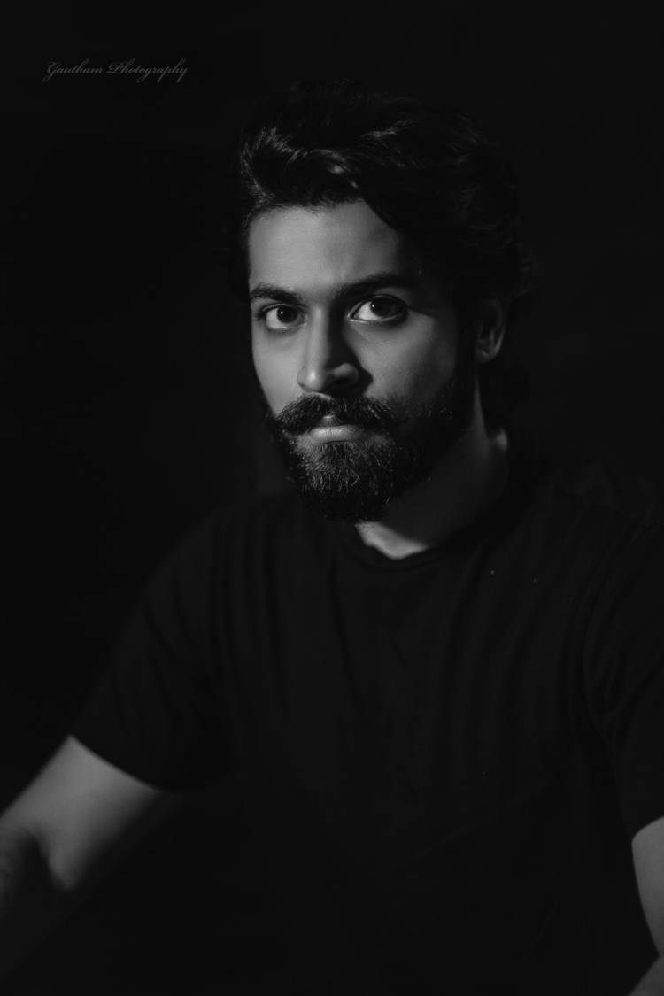 Actor Harish Kalyan looks sturdy in these pictures