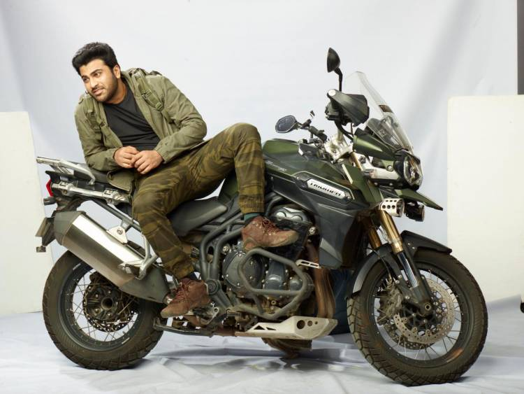 Sharwanand, Ajay Bhupati's 'Maha Samudram' under AK Entertainments