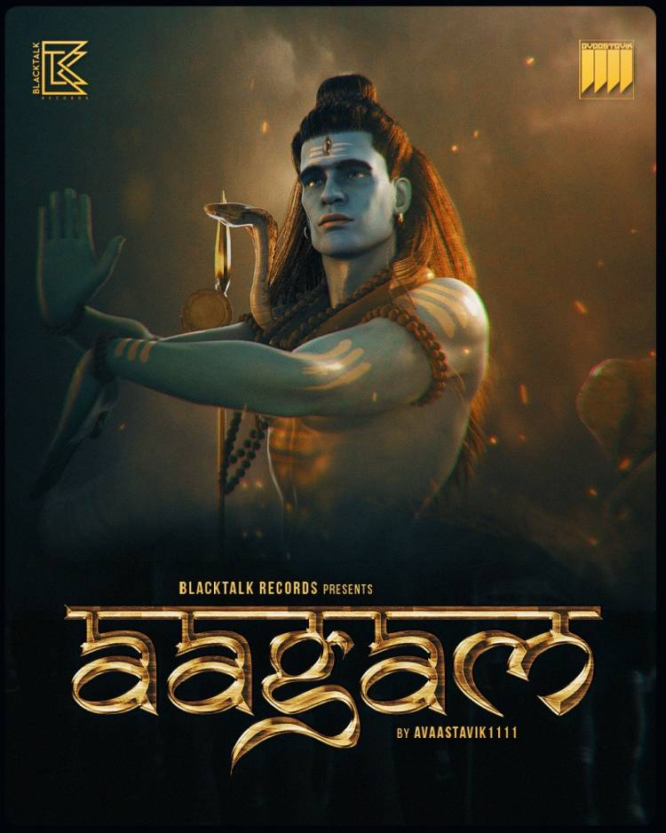 BlackTalk releases Aagam, a tribute to Lord Shiva