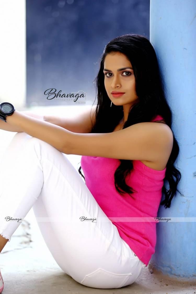 Photoshoot Pics of Actress Suma Poojari
