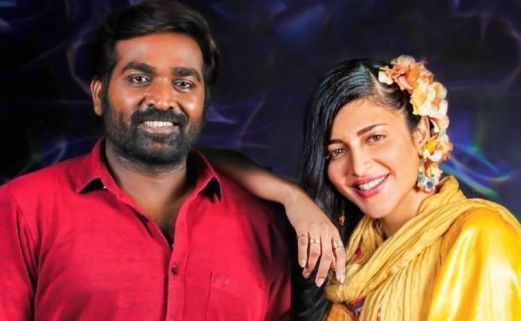 Vijay Sethupathi resumes 'Laabam' shooting