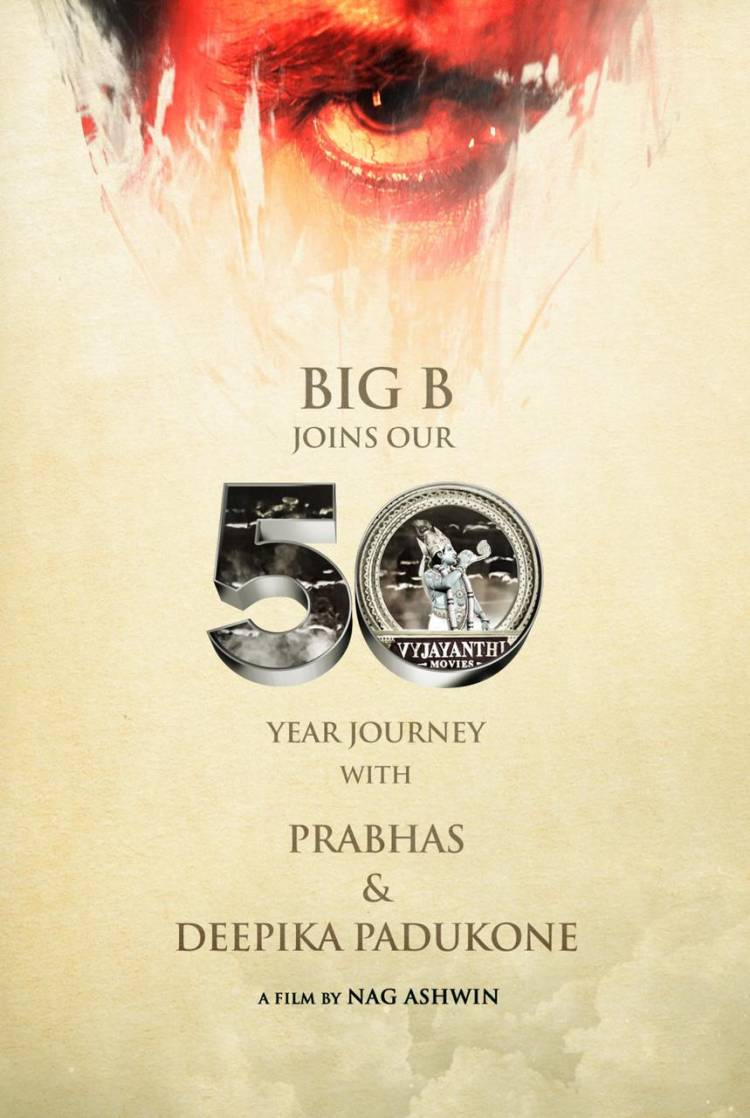 Welcome aboard @SrBachchan sir, it is our honor to have you. Your birthday celebrations have begun! #NamaskaramBigB