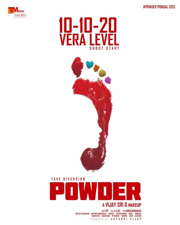 #Veralevel #Powder #ShootStarts 10-10-20