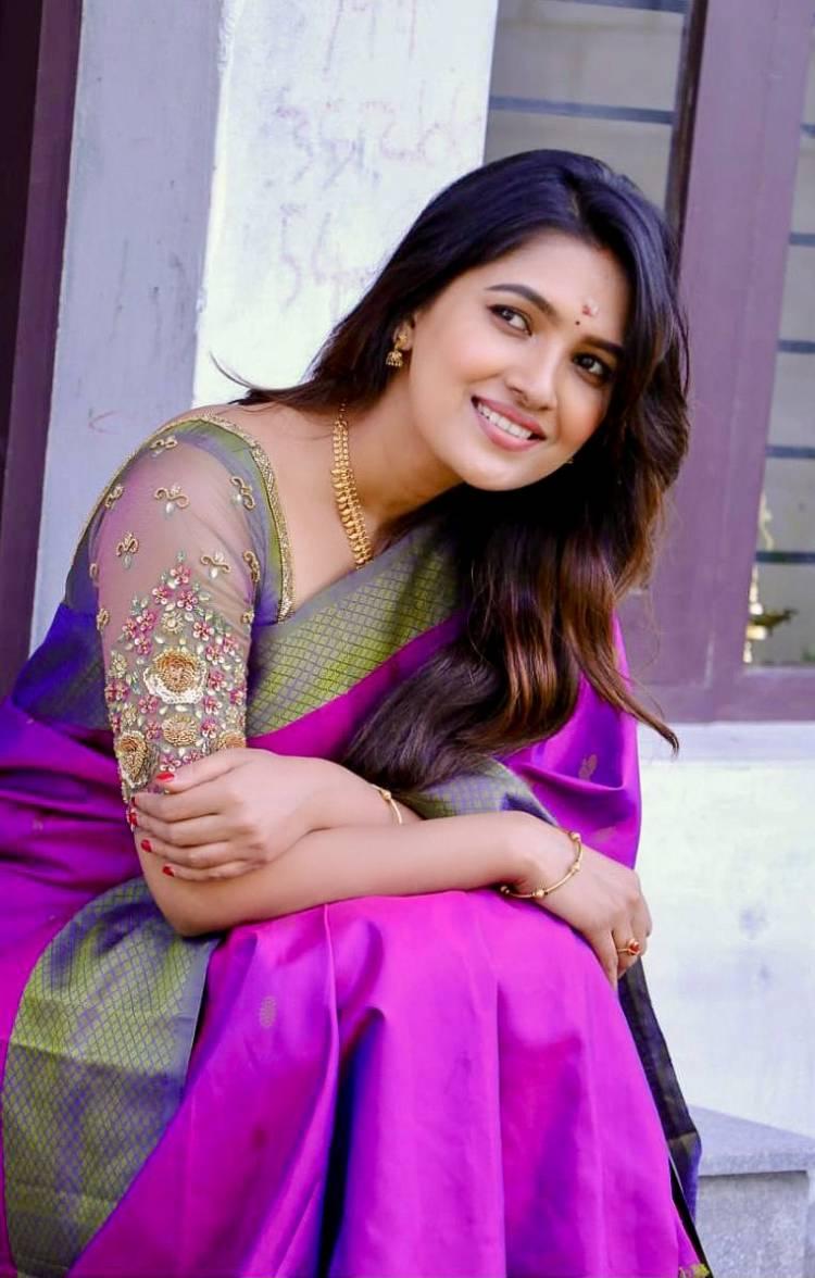 Happy Happy Birthday to the Beautiful Actress @vanibhojanoffl#HBDVaniBhojan @teamaimpr