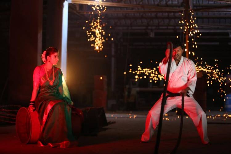Mookuthi Amman Climax with an unbelievable and impossible element