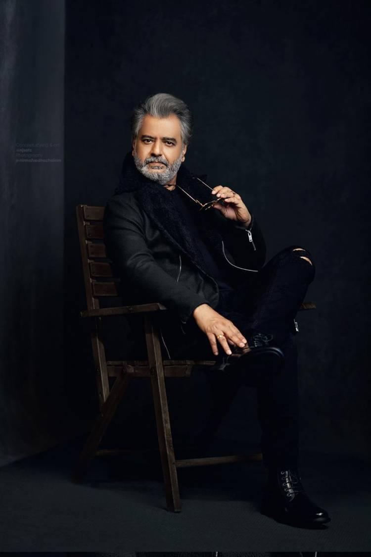 #Nammakalaivanar @Actor_vivek in a new look
