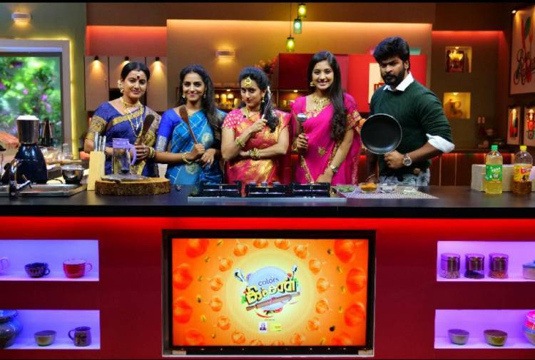 Colors Tamil set to light up Diwali celebrations for viewers with a special line up! Starting from Friday, 13th November