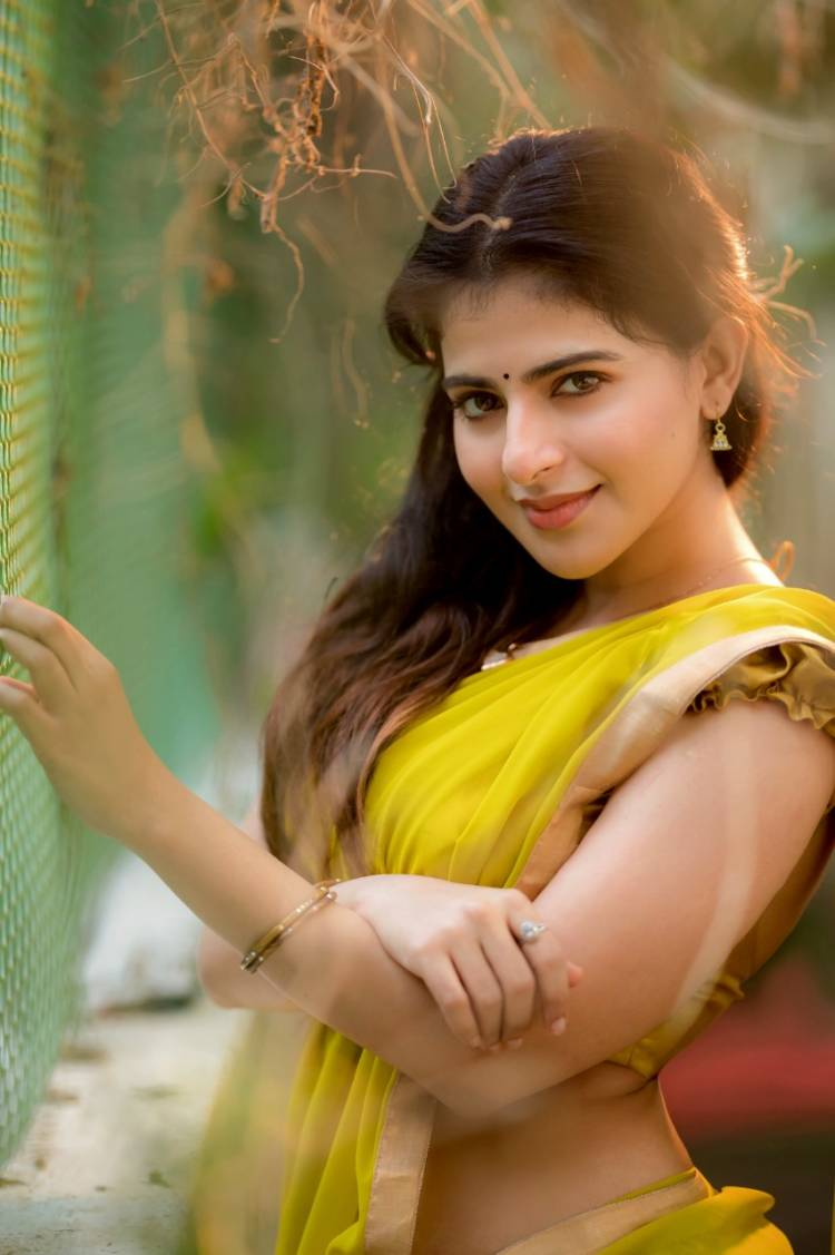 Check out these lovely images of the drop-dead gorgeous #IswaryaMenon!