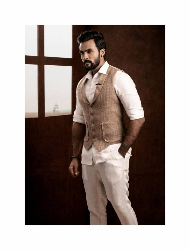 Actor AaravNafeez 's new photoshoot  by Vignesh Jaya Kumar...