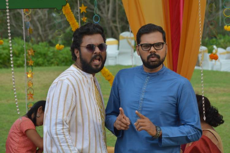 Every character in Triples will bring in the heavy dose of humour, shares Triples actor Vivek Prasanna.