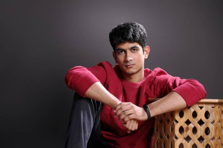My Son YOHAN is ready to step into Cine - field as an actor after completing an acting course in Koothupattarai and a Film-making course in BOFTA.