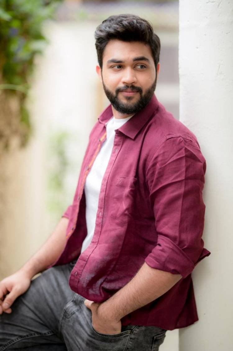 After the Impressive debut in KadaramKondan The Young Rebellion AbiHassan