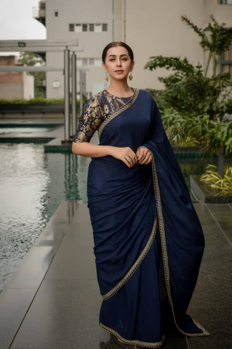 Stunning pictures of actress #Nikkigalrani @nikkigalrani