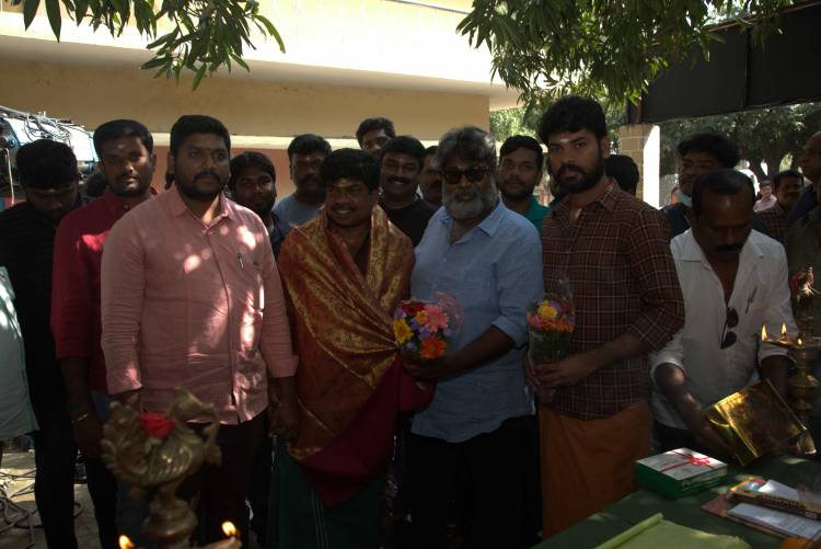 MIK PRODUCTIONS (P) Ltd ACTOR VIMAL AND DIRECTOR SARAVANA SAKTHI TEAM UP