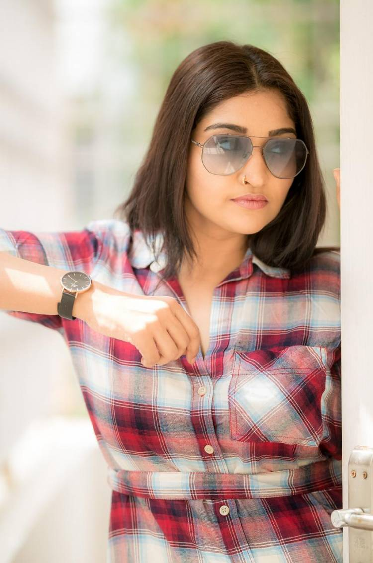 #NeelimaEsai looks pretty in these casual clicks