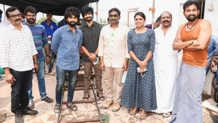 Shooting of director Vasanthabalan's Urban Boyz Studios' maiden production venture starts