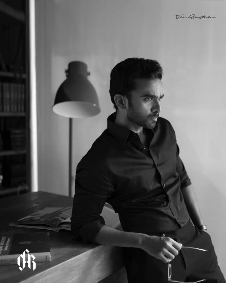 நடிகர் அசோக் செல்வனின் இதயம் கனிந்த நன்றிகள் !