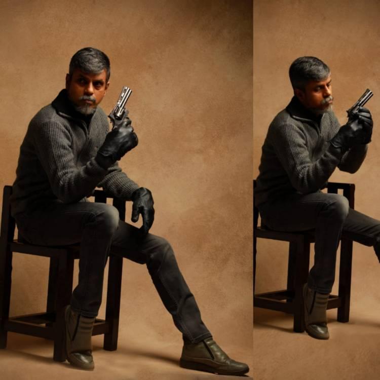 A.Amaran, Art director @amaranart looks trendy through lens of Joshua