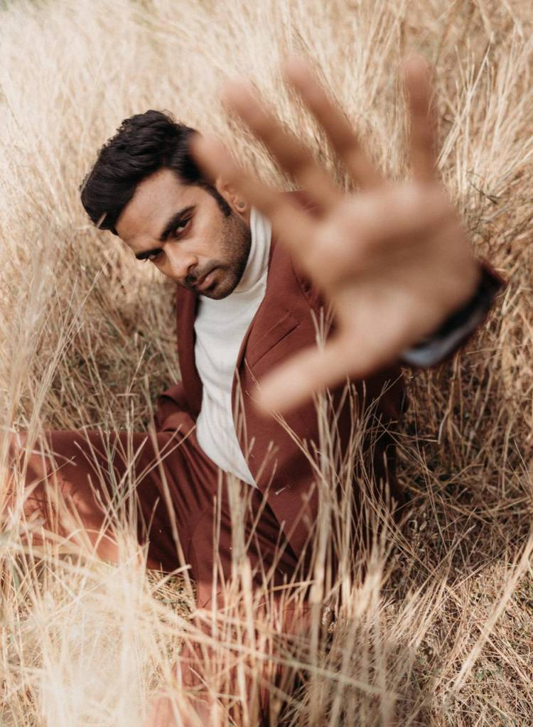 The ravishing @AshokSelvan is setting some serious fashion goals in his latest photoshoot!