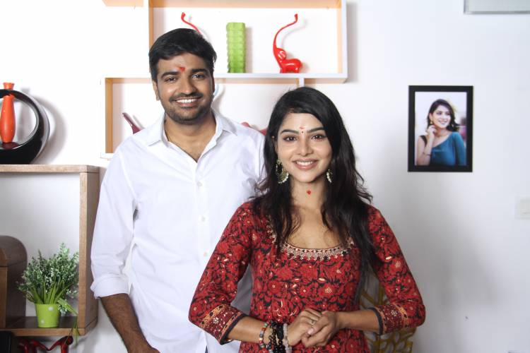 AGS Entertainment' new film: Sathish, Pavithra Lakshmi to make debut as lead actors