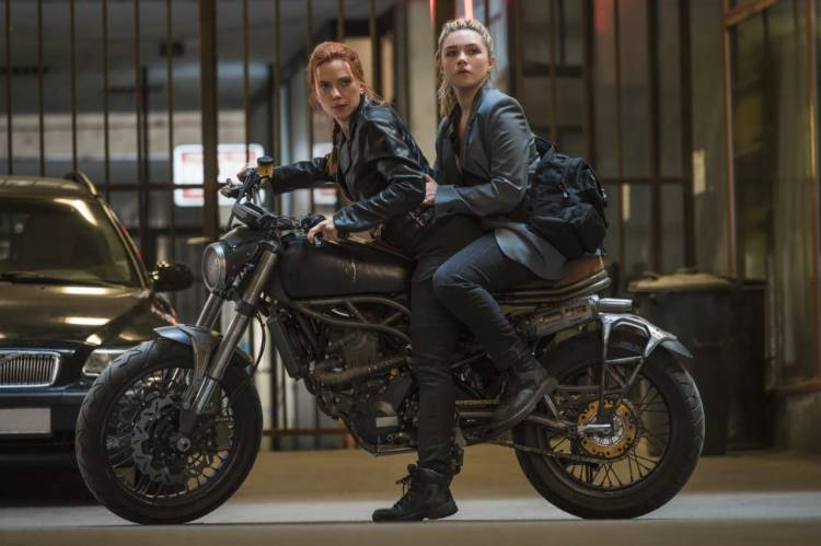 Presenting the exciting new trailer for Marvel Studios' long-awaited Black Widow