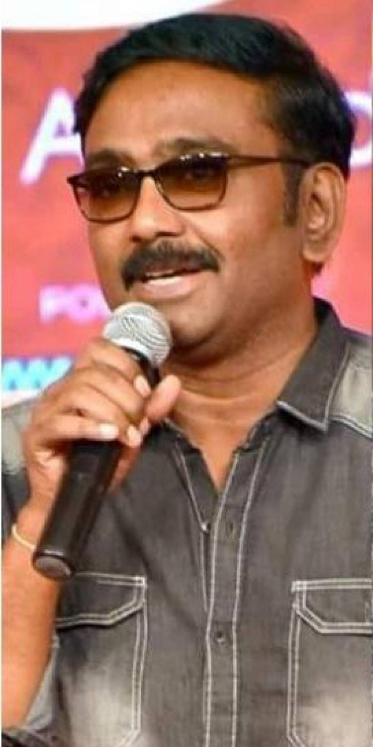In the memory of poet Na. Muthukumar, dir @Vasantabalan1 announces a contest from aspiring lyricists