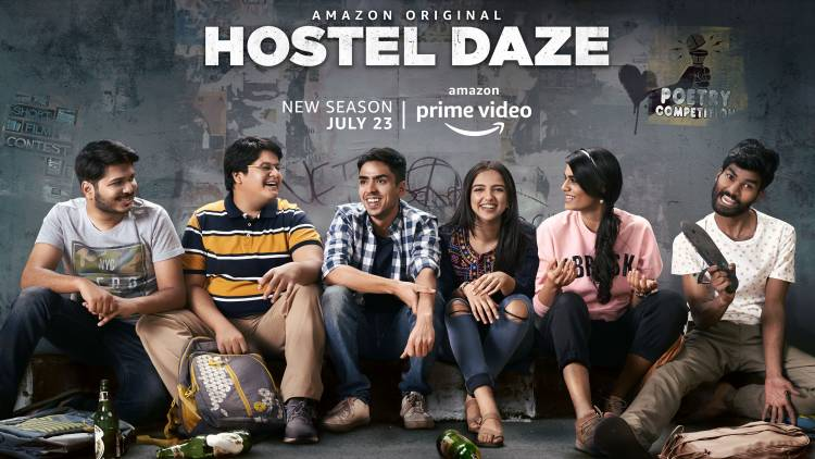 What makes Amazon Original series 'Hostel Daze S2' one of the most fun college dramas