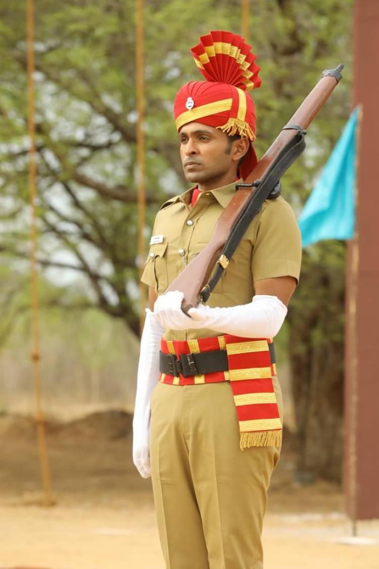 விக்ரம் பிரபு நடிக்கும் 'டாணாக்காரன்'