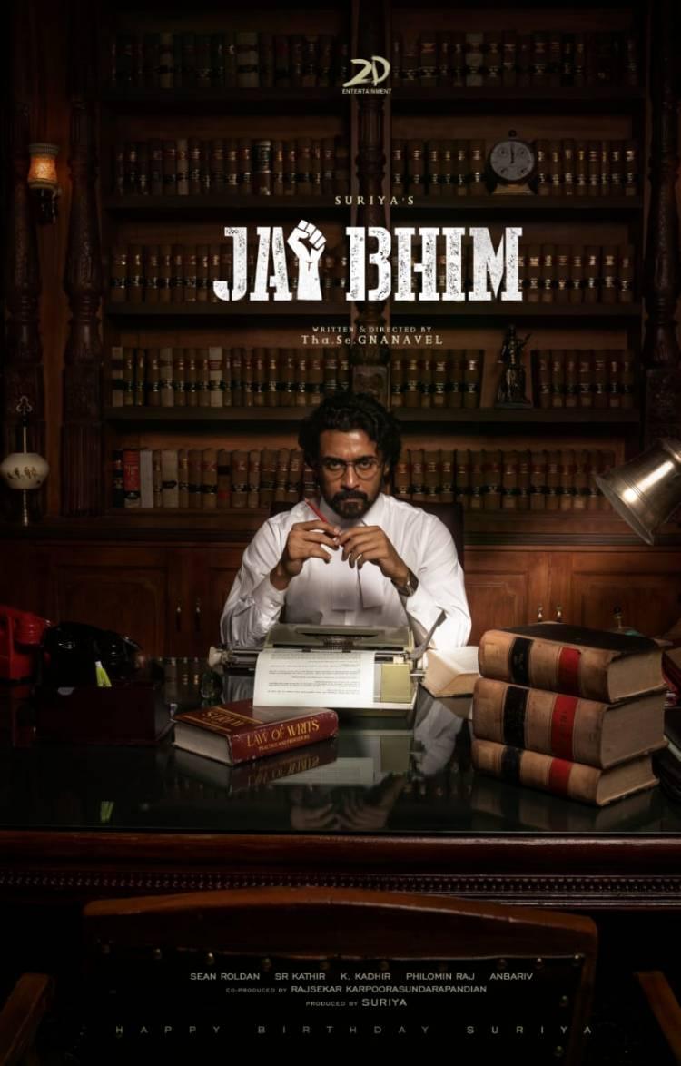 Another look of #JaiBhim #ஜெய்பீம்