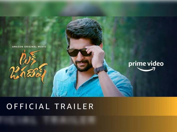 Amazon Prime Video Announces Global Premiere of Nani Starrer Telugu Family Drama Tuck Jagadish
