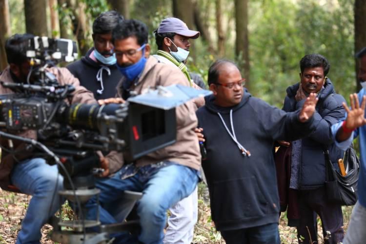 ஸ்ரீகாந்த்-சிருஷ்டி டாங்கே நடிக்கும் சஸ்பென்ஸ் த்ரில்லர்