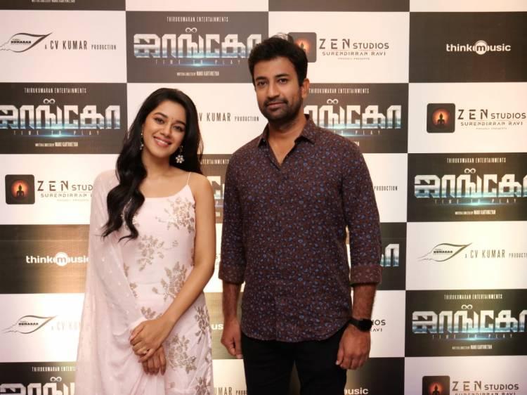 தமிழ் சினிமா வரலாற்றில் முதல் முறையாக டைம் லூப் அடிப்படையிலான திரைப்படமாக ஜாங்கோ தயாராகி வருகிறது