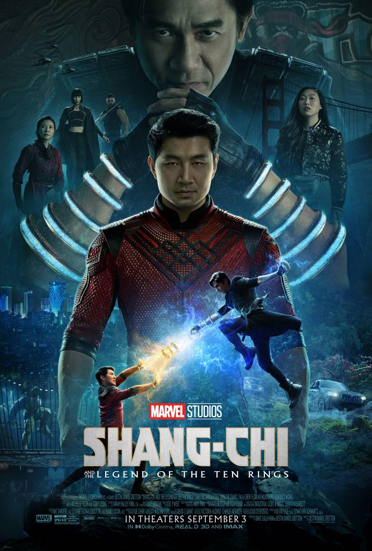 Shang-Chi and The Legend of the Ten Rings - Movie Review