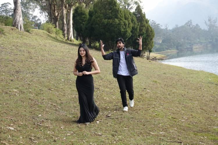 Producer D.Vijayakumaran of Kallal Global Entertainment Presents YUTHA SATHAM
